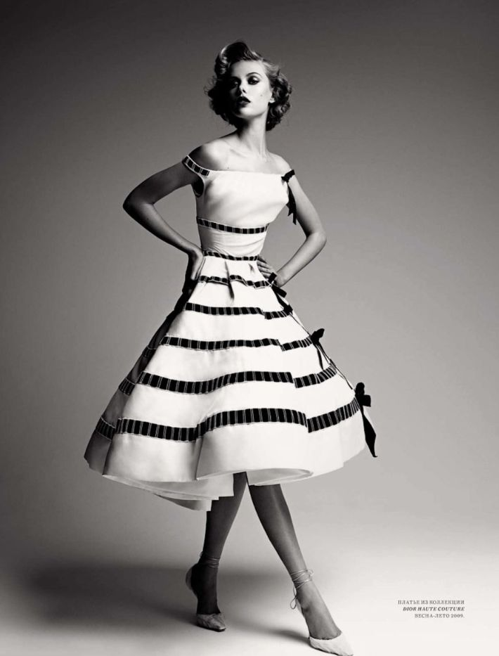 Dior Haute Couture by Patrick Demarchelier Chloesaab02