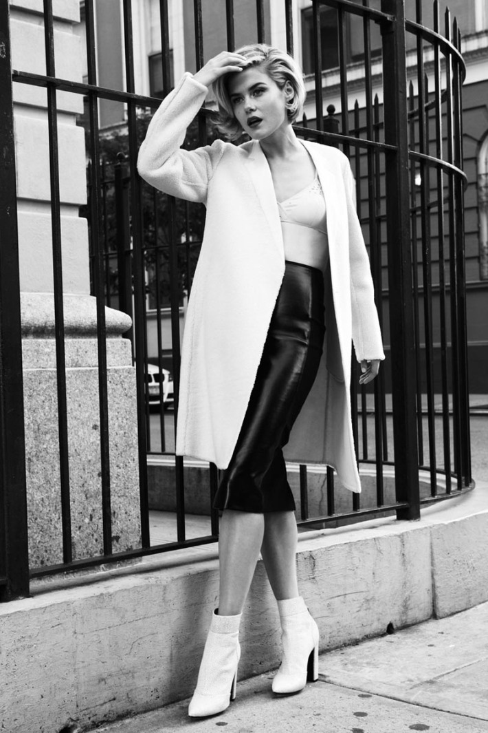 Rachael Taylor by Michael Flores 5