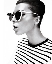 stripes 0 harper's bazaar-